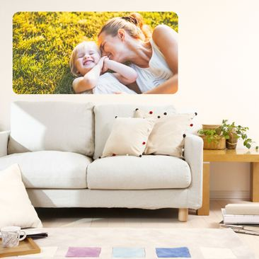 Product picture Print your Photo - Your Custom Wall...