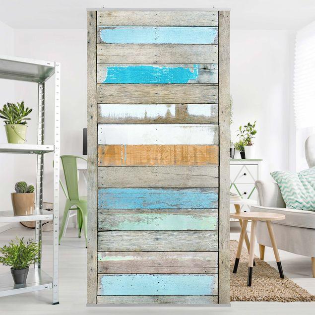 Produktfoto Raumteiler - Shelves of the Sea 250x120cm