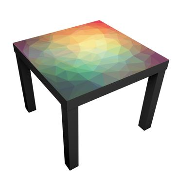 Product picture Design Table no.RY32 Triangular...