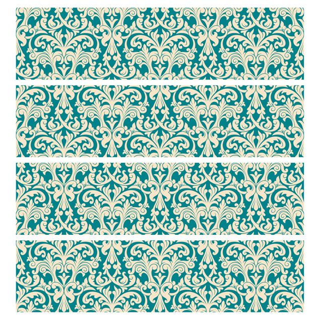 Produktfoto Möbelfolie für IKEA Malm Kommode - selbstklebende Folie The 12 Muses - Aoide