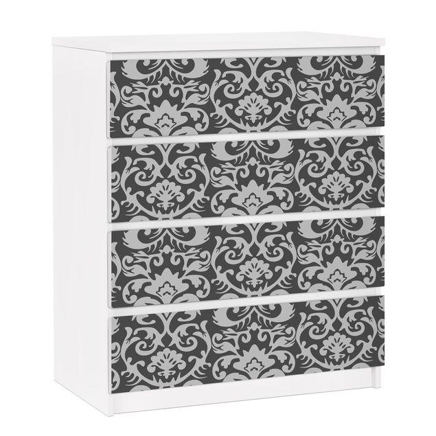 m belfolie f r ikea malm kommode selbstklebende folie the 7 virtues temperance. Black Bedroom Furniture Sets. Home Design Ideas