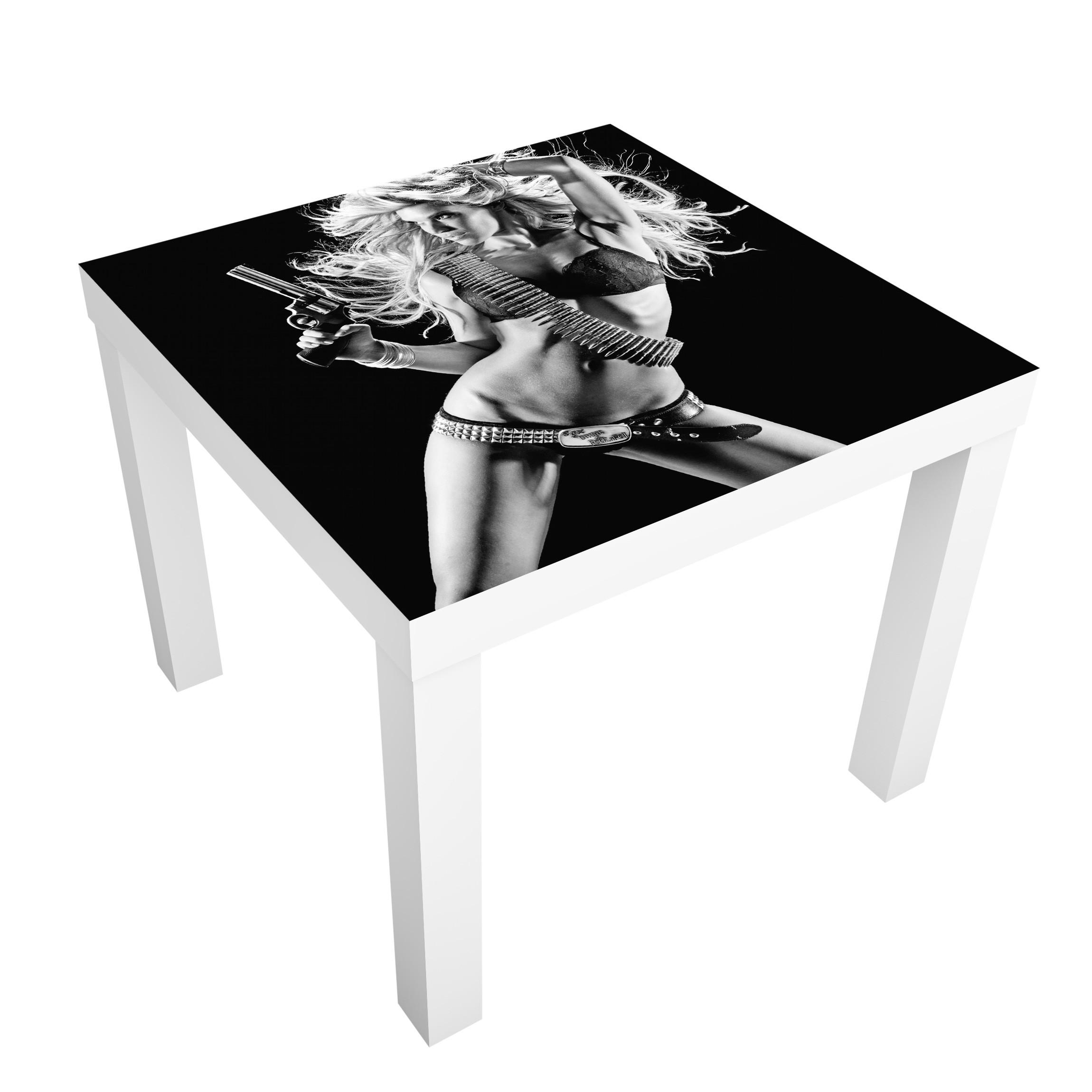 Carta adesiva per mobili ikea lack tavolino bang bang baby - Pellicola adesiva per mobili ikea ...