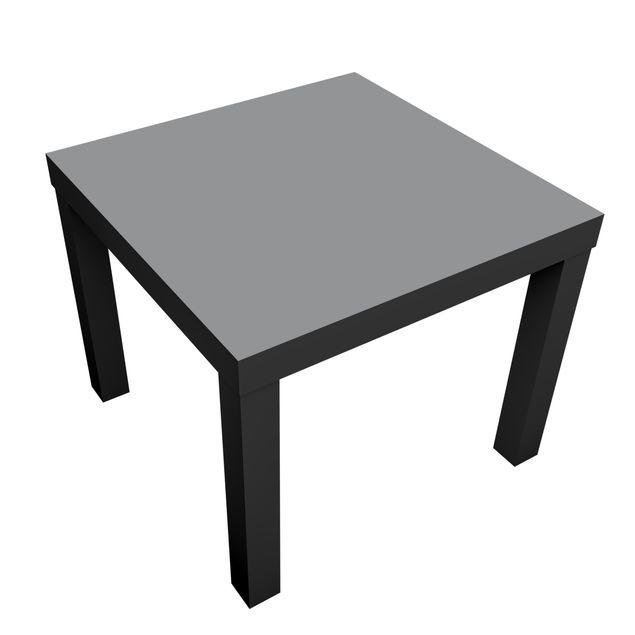 Produktfoto Möbelfolie für IKEA Lack - Klebefolie Colour Cool Grey