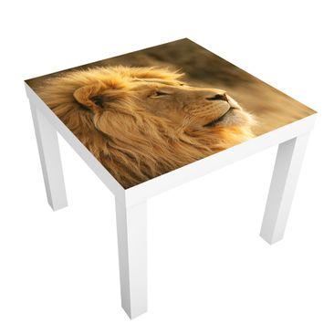 Immagine del prodotto Carta adesiva per mobili IKEA - Lack Tavolino Lion King