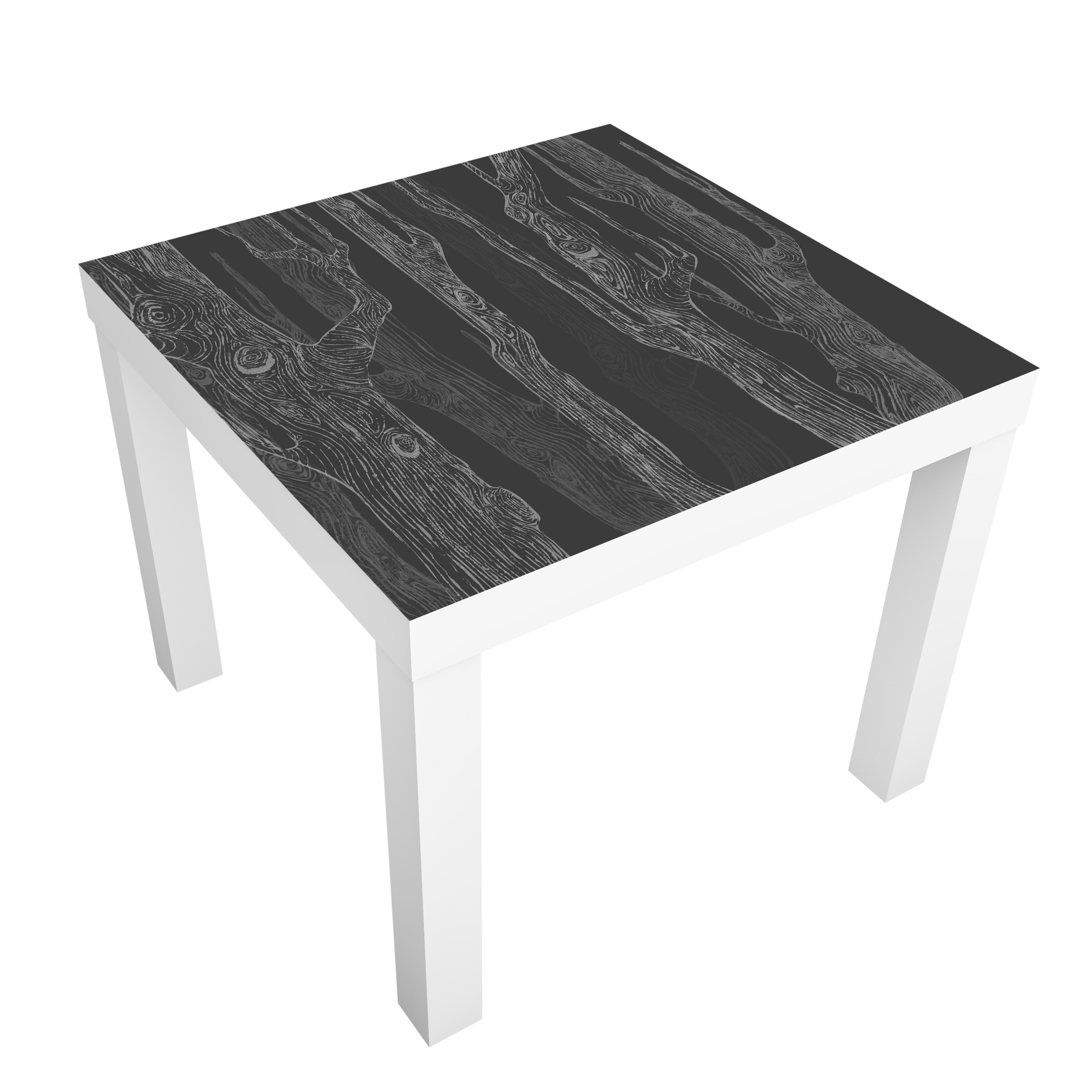 Carta adesiva per mobili ikea lack tavolino no mw20 living forest anthracite gray - Ikea lack tavolino ...