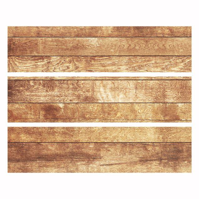 Produktfoto Möbelfolie für IKEA Malm Kommode - Klebefolie Nordic Woodwall