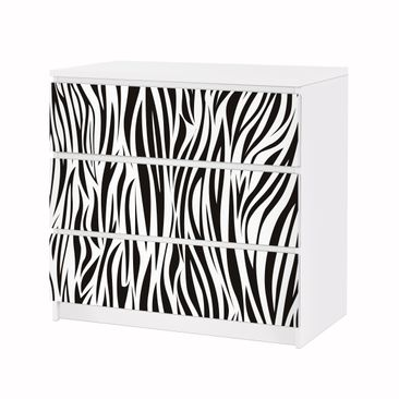 Product picture Furniture Decal for IKEA - Malm Dresser...