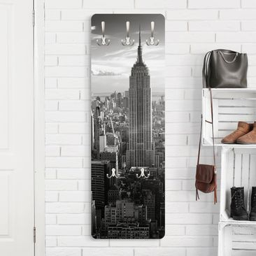 Produktfoto Garderobe Vintage New York - Manhattan Skyline