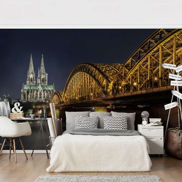Product picture Non-woven Wallpaper - Cologne Cathedral...
