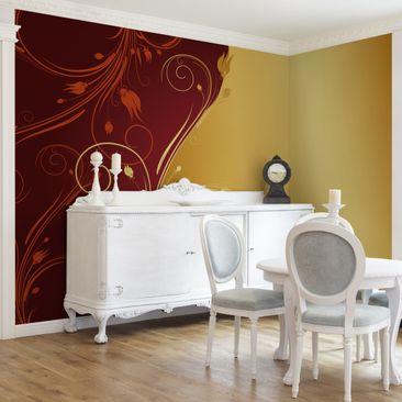 Produktfoto Mustertapete - Majestic - Vliestapete Breit