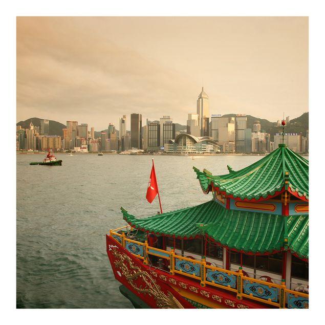 Produktfoto Vliestapete Premium - Hongkong -...