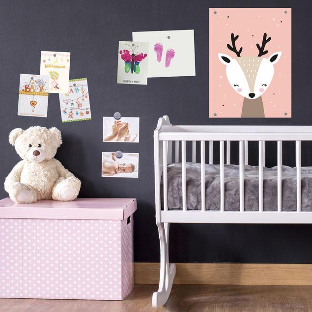 Produktfoto Magnetfolie - Magnetwand selbstklebend - Kinderzimmer