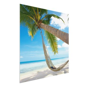 Product picture Forex Fine Art Print - Mural Relaxing...