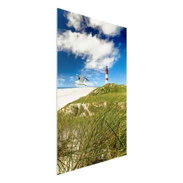 Produktfoto Forex Fine Art Print - Wandbild Dune...