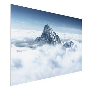 Produktfoto Forex Fine Art Print - Wandbild Die...