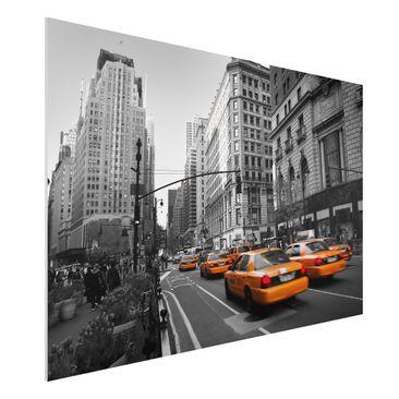Produktfoto Forex Fine Art Print - Wandbild New York, New York! - Quer 2:3