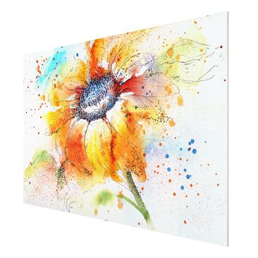 Product picture Forex Fine Art Print - Mural Painted...