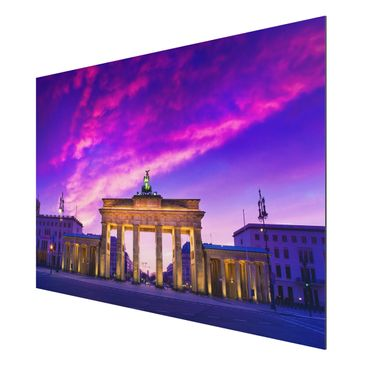 Product picture Aluminium Print - Mural This is Berlin!...