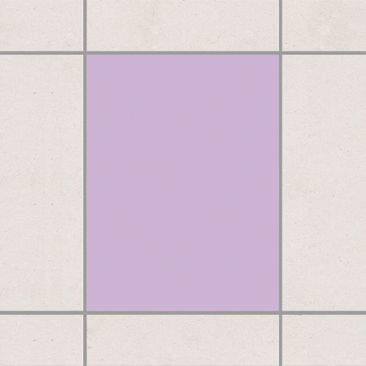 Immagine del prodotto Adesivo per piastrelle - Colour Lavender 20cm x 15cm