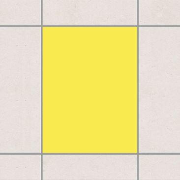 Immagine del prodotto Adesivo per piastrelle - Colour Lemon Yellow 20cm x 15cm