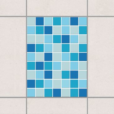 Immagine del prodotto Adesivo per piastrelle - Mosaic Tiles Sound of the Sea 20cm x 15cm