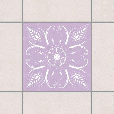 Immagine del prodotto Adesivo per piastrelle - Bandana Lavender 10cm x 10cm