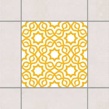 Product picture Tile Sticker - Islamic White Melon...