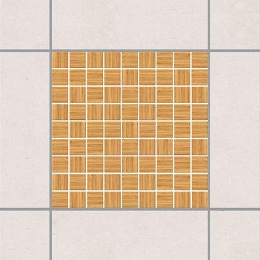Immagine del prodotto Adesivo per piastrelle - Mosaic Tiles Imitation wood white fir 10cm x 10cm