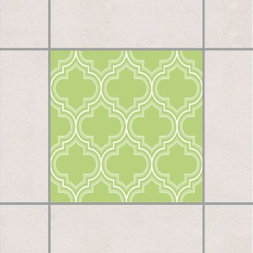 Product picture Tile Sticker - Retro Morocco Spring...