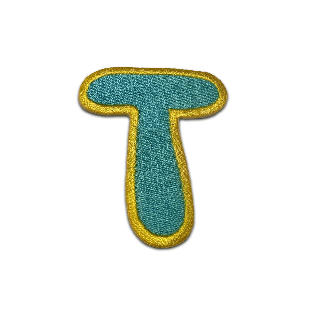 embroidered letter patches embroidered iron on patch alphabet letter blue complete 21477