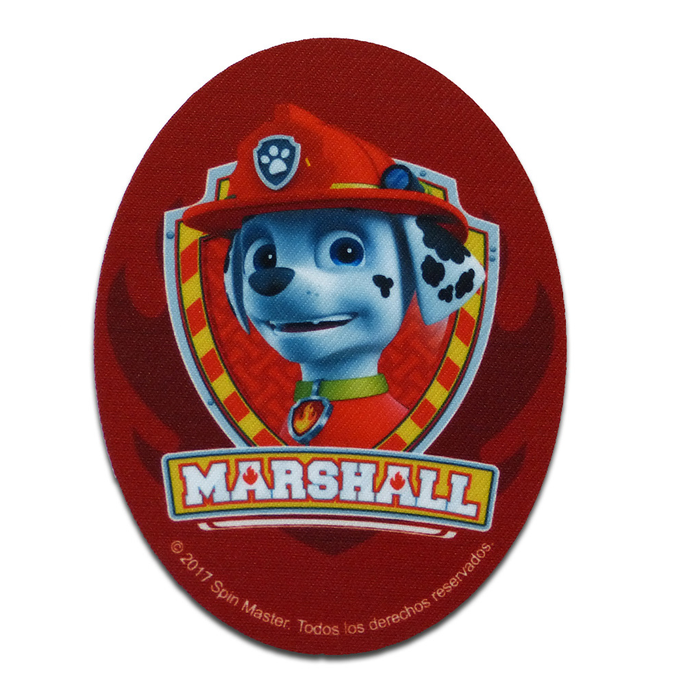 Details about Iron on patches - PAW PATROL