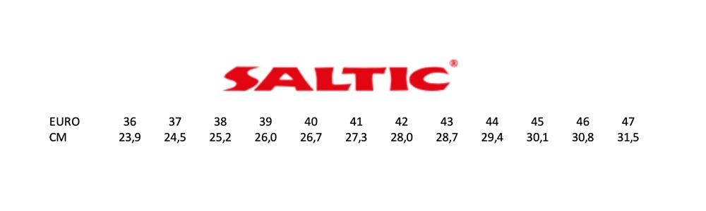 Saltic Größen