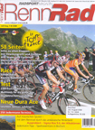 barfusslaufen.com in Rennrad