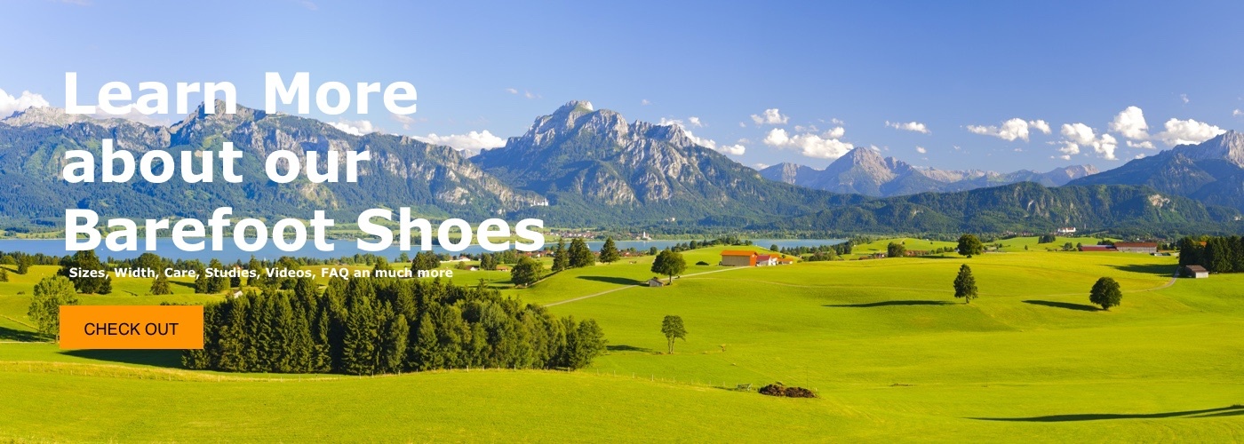 learn more about Barefoot Shoes