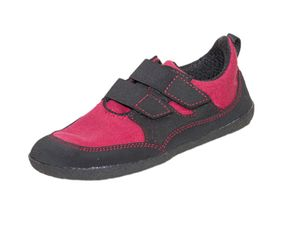 Puck Red/Black Unisexschuh Gr. 25 - 29 – Bild 3