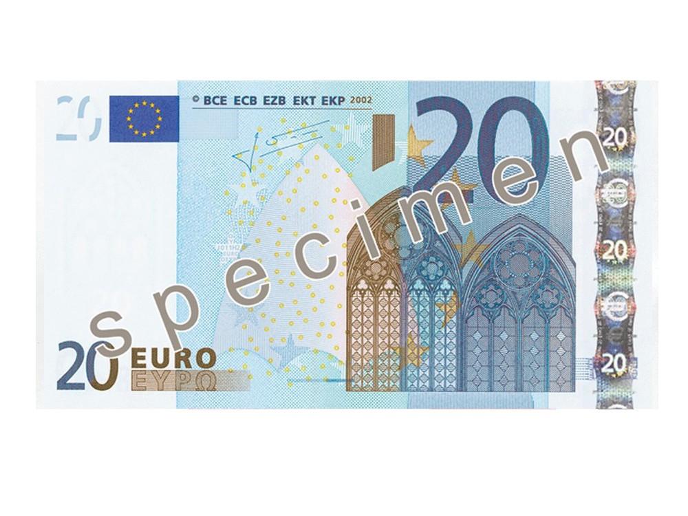 Coupon 20 EUR