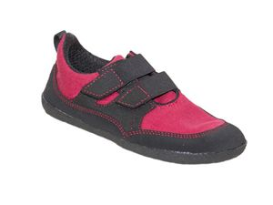 Puck Red/Black Unisexschuh Gr. 30-35 – Bild 4