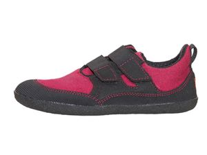 Puck Red/Black Unisexschuh Gr. 30-35 – Bild 1