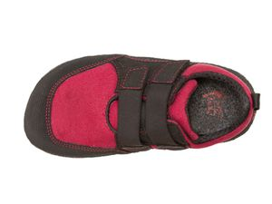 Puck Red/Black Unisexschuh Gr. 30-35 – Bild $_i