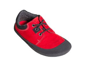 Pan Red/Black Unisexschuh Gr. 25-29 – Bild 4