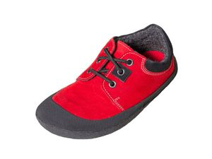 Pan Red/Black Unisexschuh Gr. 30-35 – Bild 3