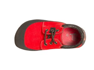 Pan Red/Black Unisexschuh Gr. 30-35 – Bild 2