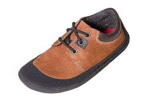 Pan Brown/Black Unisexschuh Gr. 30-35 – Bild 3