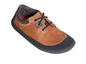 Pan Brown/Black Unisexschuh Gr. 30-35 – Bild 4