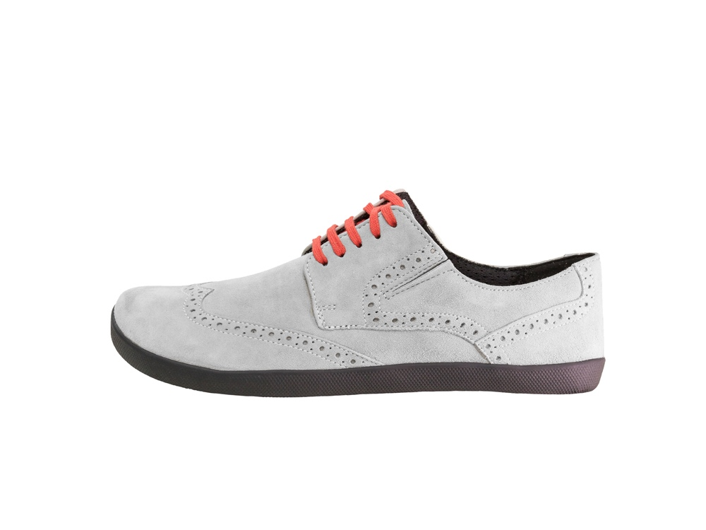Janus 2 Grey Ziegenvelours Men