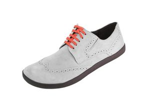 Janus 2 Grey Goat Velours Leather Men – Bild $_i