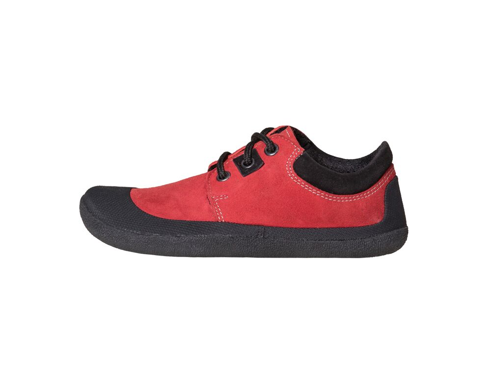 Pan SPS Red/Black Unisexschuh Gr. 30-35