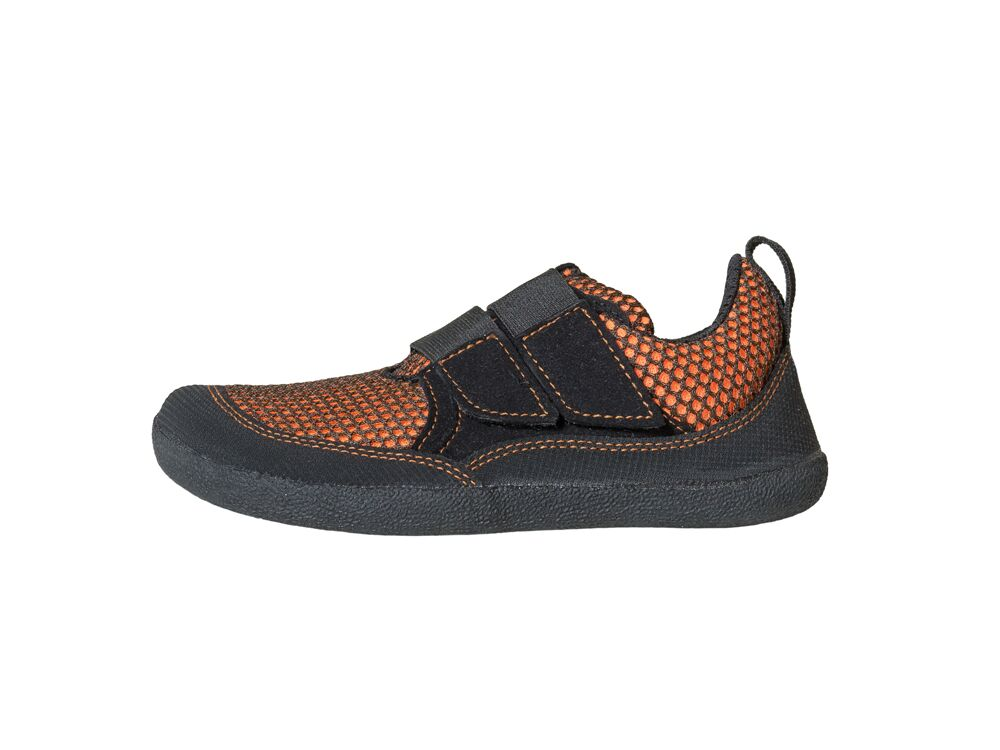 Puck LE  Orange/Black 25-29