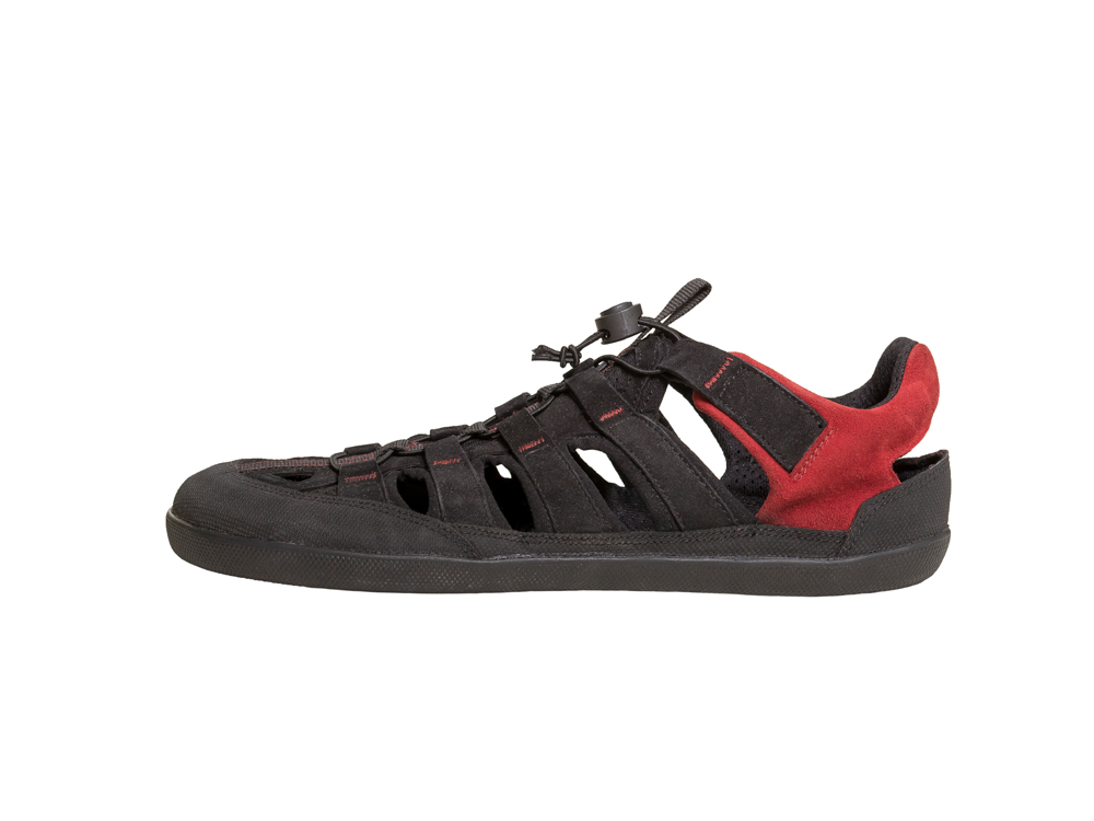 FX Trainer Sandal black/red