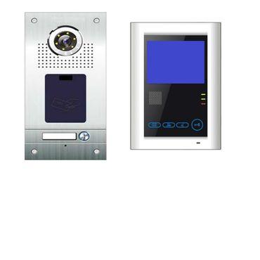 Video Türsprechanlage VT56ID + VT39 mit RFID Türöffner, Kamera und Nachtsichtfunktion